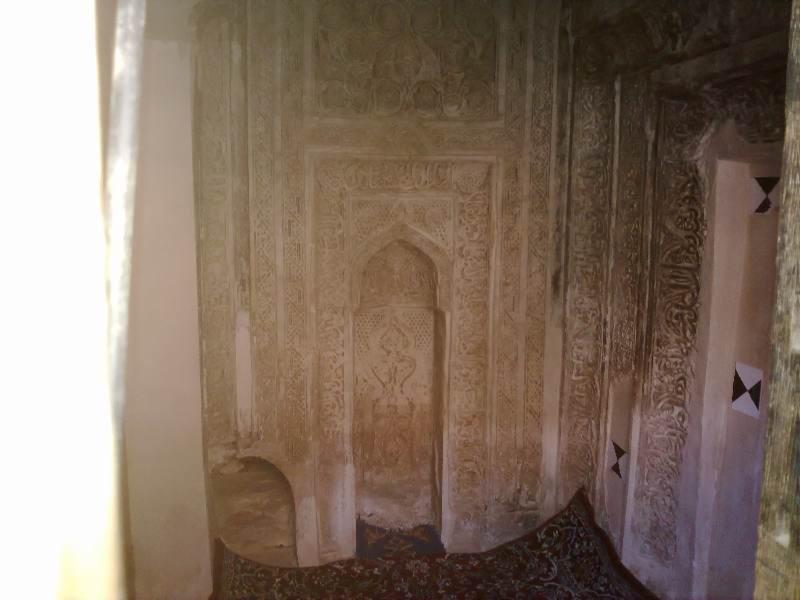 نمایی از صومعه این عارف نامی ...